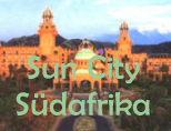 Palace Hotel in Sun City, S�dafrika